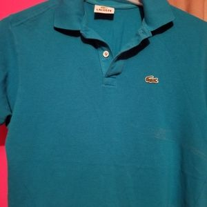 Lacoste top  more like large